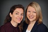 Portrait LOS Lübeck: Dr. Katrin Polak-Springer und Anja Seemann