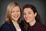 Portrait LOS Schwerin:  Anja Seemann und Dr. Katrin Polak-Springer